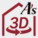 A's 3D